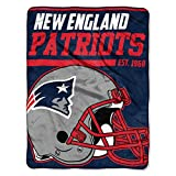 Northwest New England Patriots Super Plush NFL Deck