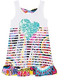 Desigual Girl Knit T-Shirt Short Sleeve (TS_Oregon), Camiseta para Niñas