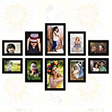#1: Ajanta Royal Set of 10 Individual Photo Frames (4-4