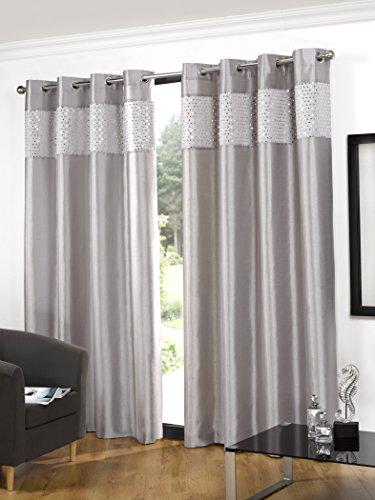 . Designer Ready Made Bedroom Curtains  Amazon co uk