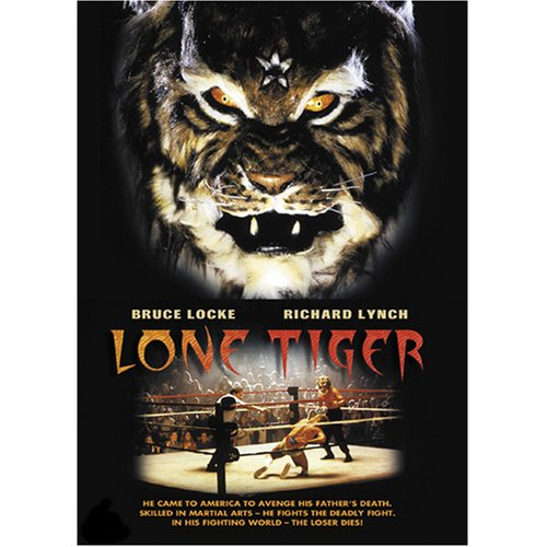 Bild von Lone Tiger [Import USA Zone 1]