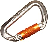 Mammut Karabiner Wall Micro Lock grey, one size