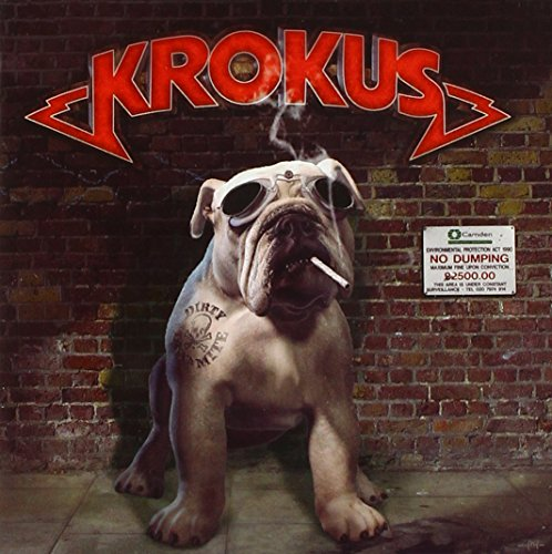 Krokus: Dirty Dynamite (Audio CD)