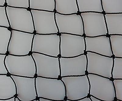 Geflügelzaun Geflügelnetz schwarz Küken Masche 3 cm Stärke: 1,5 mm Größe: 1,20 m x 40 m von Pieloba bei Du und dein Garten