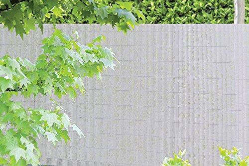 Tenax Canisse Synthétiques Occultant Brise Vue Colorado Blanc 500 x 0,3 x 100 cm 1A150217