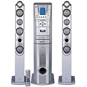 cha ne hifi design colonnes lecteur dvd cd high tech. Black Bedroom Furniture Sets. Home Design Ideas