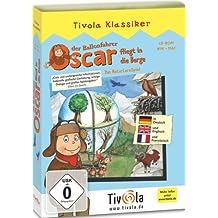 Oscar fliegt in die Berge