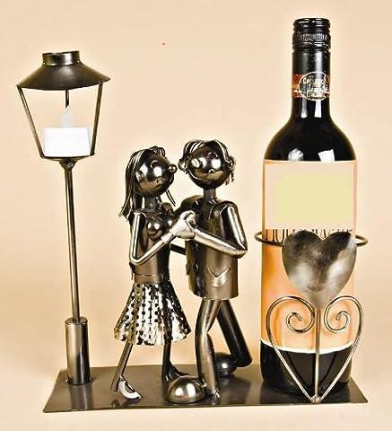 Dancing Couple Wine Bottle