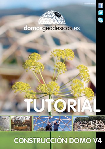 Tutorial como construir un domo geodesico por Carlos Montes Zambrano