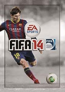 Steelbook Fifa 14 - édition ultimate Lionel Messi