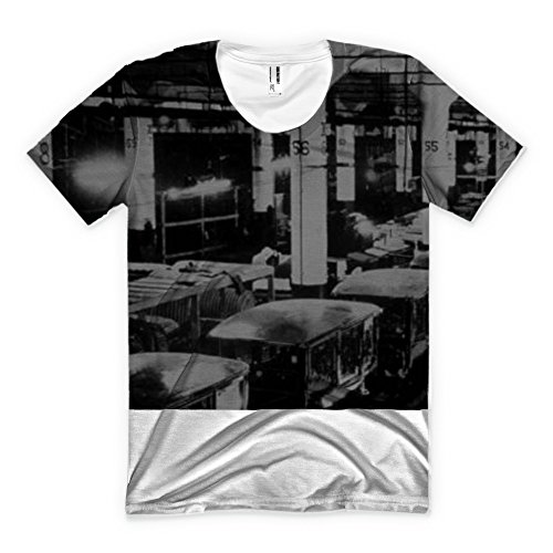 t-shirt-with-main-factory-of-the-ford-motor-company