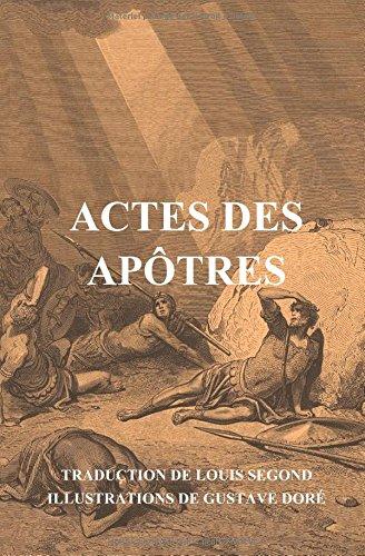 Actes des Aptres (Illustrs)