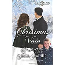 The Christmas Vow: A Sweet Victorian Holiday Romance: Volume 4 (Hardman Holidays)