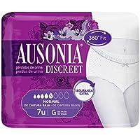 Ausonia Discreet Pants Normal G Braguitas para Pérdidas de Orina - 7 unidades
