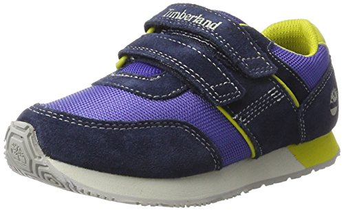 Timberland Kid s City Scamper Oxford  Blue  Black Iris   2 5 UK