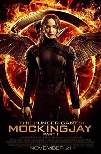 The Hunger Games: Mockingjay - Part 1 Poster Drucken (68,58 x 101,60 cm)