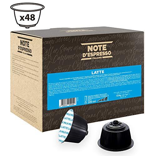 Note D'Espresso - Cápsulas de leche compatibles con...