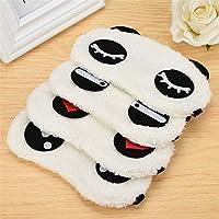 Süßes Gesicht weiße Panda Augenmaske Lidschatten Schattierungen Schlaf Baumwolle Brille Augenmaske Schlafmaske... preisvergleich bei billige-tabletten.eu