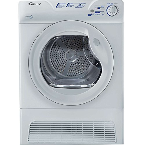 candy-gcc581nb-8kg-4-temps-sensor-condenser-dryer-with-reverse-action-in-white