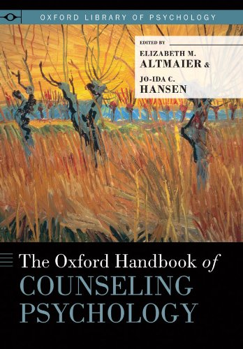 The Oxford Handbook of Counseling Psychology (Oxford Library ...