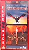 Picture Of Dragonheart/Dragonheart: A New Beginning [VHS]