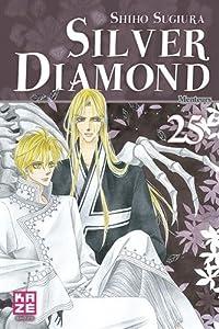 Silver Diamond Edition simple Tome 25