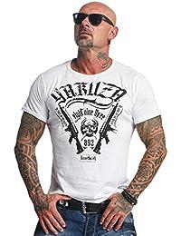 Yakuza Hombres Ropa Superior/Camiseta Armed Society