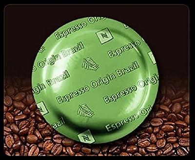 Nespresso Business Espresso Origin Brazil, 50Cápsulas