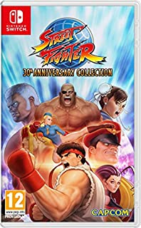 Street Fighter 30th Anniversary Collection (B07BY3P7J9) | Amazon Products
