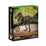 Geoworld-Dino Excavation Kit - T-Rex Skeleton