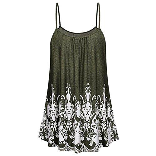 BHYDRY Damen Frauen Kurzarm V-Ausschnitt Unregelmäßiger Hemd Lose Damen Casual Tee T-Shirt Tops Sommer Oberteile (Baumwoll-seersucker-jacke)