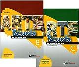 Arte scuola. Vol. B-C: La storia dell'arte. Con glossario-La geografia dell'arte. Per la Scuola media. Con espansione online