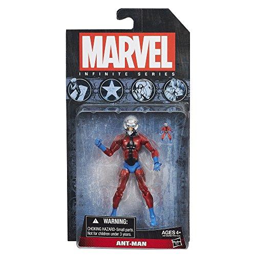 "Marvel Avengers Infinite Series Ant Man Figure, 3.75"""