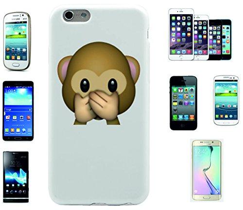 """Preisvergleich Produktbild Smartphone Case Huawei P9/ P9 Lite """"Nichts-Böses-Sagen-Affe"""", der wohl schönste Smartphone Schutz aller Zeiten."""