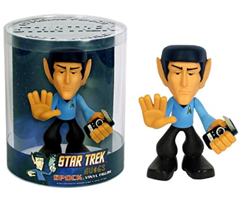 STAR TREK: SPOCK - 6 'posable vinyl-figure
