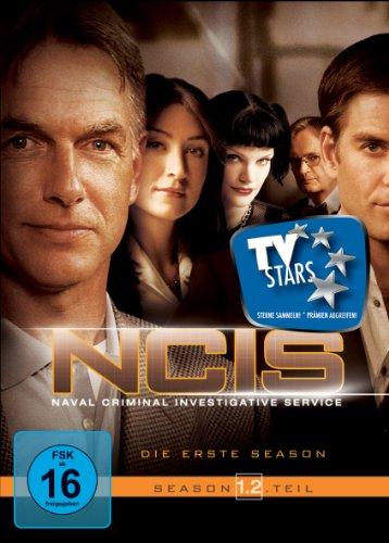 Navy CIS - Season 1, Vol. 2 (3 DVDs)