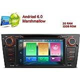 freeauto para BMW E90E91E92E93Android 6.07pulgadas Multi Touch Screen Car Stereo Radio Reproductor de DVD GPS con Canbus función de espejo de pantalla OBD264bits de ocho núcleos 2G RAM 32GB ROM
