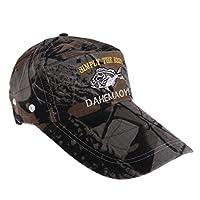 YU-HELLO Fishing Cap Long Adjustable Hunting Baseball Outdoor Hat Breathable Camouflage