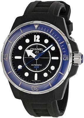 Chanel H2561 - Reloj de pulsera mujer, caucho