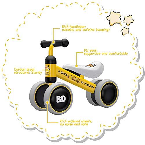 Zoom IMG-1 ygjt biciclette senza pedali per