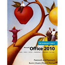 Microsoft Office 2010: Introductory (Microsoft Office 2010 Print Solutions) by Pasewark/Pasewark (2010-09-01)