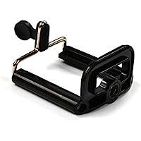 Shahn Camera Stand Clip Bracket Holder Tripod Monopod Mount Adapter for Mobile Phone (Selfie Bracket Single)