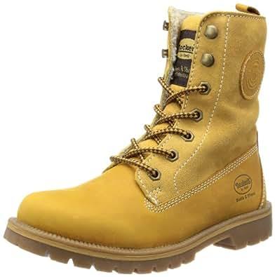 dockers by gerli 330513 071391 damen combat boots dockers. Black Bedroom Furniture Sets. Home Design Ideas