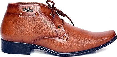 T-Rock Vision Leather Formal Shoes for Men's