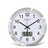 DW HCKK M&T Objekte der Dekoration Wand Uhr/Kalender Wand Uhr/Wecker/Moderne Lounge/elektronische Wecker Uhren - heitere Aufnahme B vorläufigen 12.