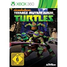 Teenage Mutant Ninja Turtles - [Xbox 360]