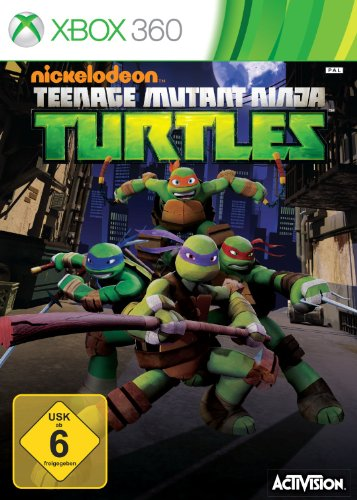 (Teenage Mutant Ninja Turtles - [Xbox 360])