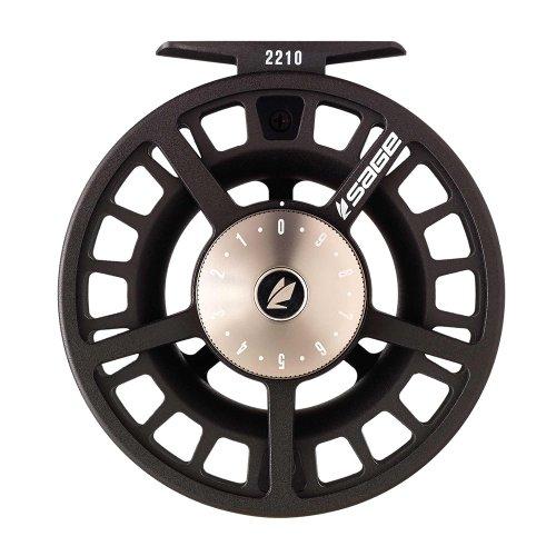 SAGE 2200 Series 3-4 Wt Reel Black/Platinum 330-2230RBK