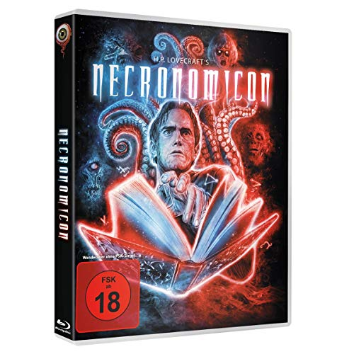 H.P.Lovecrafts Necronomicon - Special Edition [Blu-ray]
