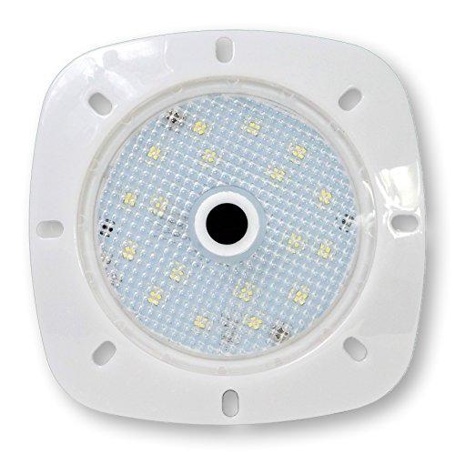 LED Magnetscheinwerfer weiß LED RGB (Bank Boot)